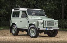 Land Rover Defender 90 Heritage 2016 Road Test | Road Tests | Honest John