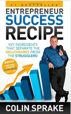 Entrepreneur Success Recipe by Colin Sprake Make Your Mark Business Mastery  sc 1 st  Pinterest & Setting the Table: The Transforming Power of Hospitality in Business ...