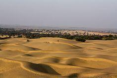 désert du Thar, Rajastan.