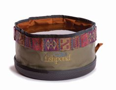 Fishpond Bow Wow Travel Water Bowl: Find your Dog Bowls at Stillwater.