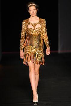 Roberto Cavalli Woman S/S 2012 @Modaonline
