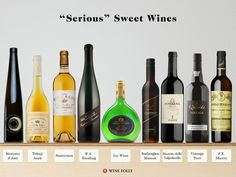 Here are 9 wines to try that prove sweet wines are amongst the finest wines of the world.