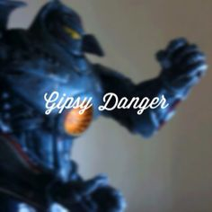 Neca Gipsy Danger battle damage ver.