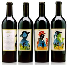 Craig Frazier. Real of absurd possibilities. Realm Cellars. 2009
