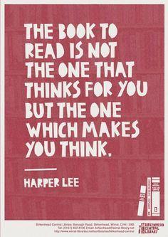Book quotes - Harper Lee
