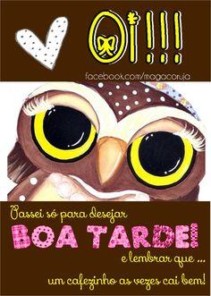 Maga+Coruja+BOA+TARDE.jpg (850×1195)