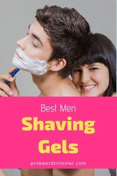 Best Shaving Gel for Men Best Shaving Cream, Shaving Products, Skin Bumps, Best Shave, Shave Gel, Unwanted Hair, After Shave, Fashion Designers, Sensitive Skin