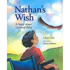 Nathan is confined to his wheelchair because of cerebral palsy. He lives next…