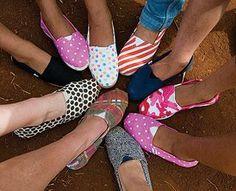 paris tom shoes | Ultimos Zapatos Paris Hilton Toms Slipon Shoe-art D3+regalo