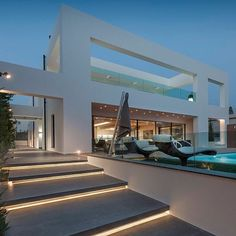 Private Residence by Dolihos Architects ✨ Location: #Athens, #Greece Check out @_ArchiDesignHome_ for more.