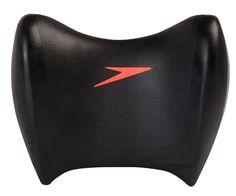 New! Speedo Fastskin Pullbuoy Black/Siren Red 8-10870B441 Pullbuoys