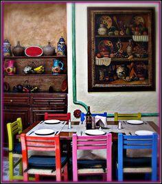 la mesa mexicana (Queretaro, Mexico)