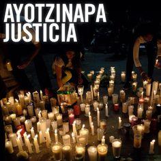 Ayotzinapa, México: ¡NECESITAMOS SU SOLIDARIDAD! (Constituyente Ciudadana)