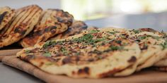 Garlic and Nigella Naans and Aloo Naans - Lifestyle