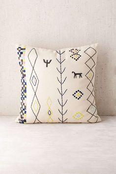Boucherouite Pillow