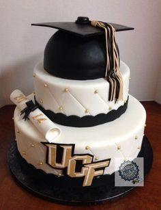 1000+ ideas about College Graduation Cakes on Pinterest ...