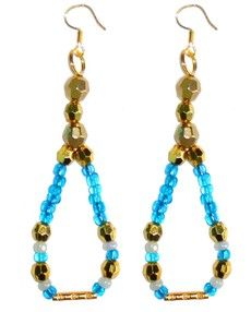 Boho style earrings - Chipina