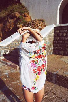 Floral #Fashiolista #Inspiration