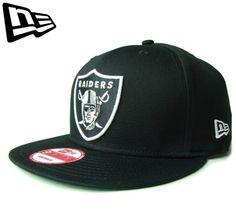 """【ニューエラ】【NEW ERA】9FIFTY OAKLAND RAIDERS """"SHIELDロゴ"""" スナップバック ブラック【CAP】【オークランド・レイダース】【帽子】【NFL】【snap back】【BLACK】【黒】【アメフト】【logo】【キャップ】【楽天市場】"""