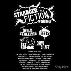 Stranger Than Fiction by Andy Hunt (www.redbubble.com/people/andyhunt)