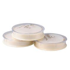 2016 Fashion Color Natural Prensados Smooth Cara Loose PowderDry Polvo de Control de Aceite Corrector de Maquillaje de Belleza Cuidado Facial Cosmética