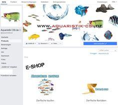 Zierfische kaufen auf Facebook - Bequem und Sicher