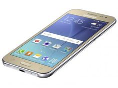 "Smartphone Samsung Galaxy J2 TV Duos 8GB Dourado - Dual Chip 4G Câm 5MP Tela 4.7"" qHD Proc. Quad Core"