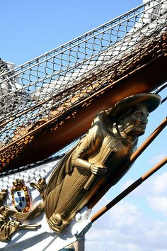 nautical figureheads | Tall Ship Figurehead | Flickr - Photo Sharing!