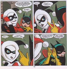 Supergirl Comic Box Commentary: Batgirl Adventures #1