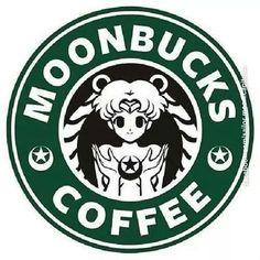 Sailor Moon/Starbucks Parody--Moonbucks