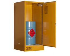 Spacepac Industries provide a wide range of Flammable Liquids Storage Cabinets. roller set is a 205 Litre Flammable Liquids Storage Cabinet design for the storage of flammable or combustible liquids.