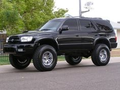 1999 Toyota 4Runner lifted
