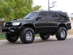 1999 Toyota 4Runner lifted