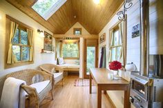 """Curious What It's Like To Live in a Tiny House? Here Are Nine You Can """"Test Drive"""" 