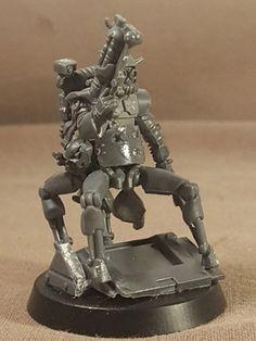 Warboss Kurgan uploaded this image to 'Necromunda/WIP'. See the album on Photobucket. Optimus Prime Toy, The Grim, Paint Schemes, Model Building, Sci Fi Fantasy, Warhammer 40k, Diorama, Minis, Sculpting