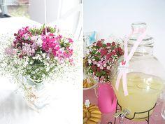 There's no Spring without flowers! Lima Limão - festas com charme