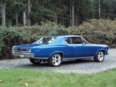 1966 Chevelle..Re-pin brought to you by #LowcostcarInsurance at #HouseofInsurance #Eugene,Oregon