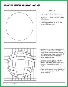 Optical Illusion-Bulge