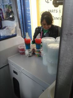 Adults love slush puppy too mixed with wodka Slush Puppy, Cold Drinks, Summer Days, Puppies, Vodka, Cubs, Pup, Doggies, Teacup Puppies