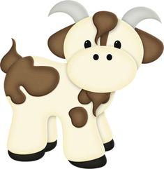 Baby Farm Animals Clip Art poema la vaca estudiosa de maría elena walsh | poesia infantil i