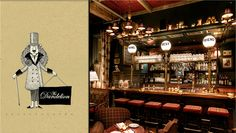 The Dandelion, Philadelphia. English pub in the heart of Philly!