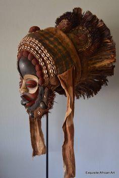Dan Deangle Celebration Mask Cote D'Ivoire