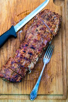 Lchf, Love Food, Pork, Food And Drink, Favorite Recipes, Meat, Baking, Tableware, Kitchen