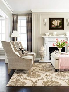 images of living rooms with area rugs | Area Rugs for Living Room ...