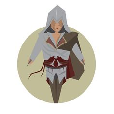 A is for assassins Creed