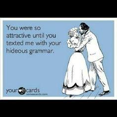 Hahaha! This made me smile. :)