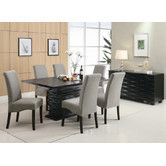 Found it at Wayfair - Brownville 7 Piece Dining Set
