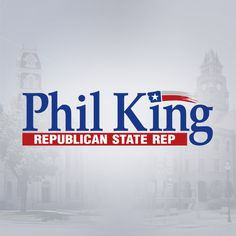 King TX state house campaign website