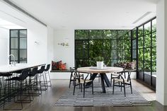 The Armidale House by Australian interior architecture practice, Wonder. Interior Exterior, Interior Architecture, Interior Design, Monochrome Interior, Modern Interior, Orangerie Extension, Ivy House, White Rooms, Home Decor Bedroom