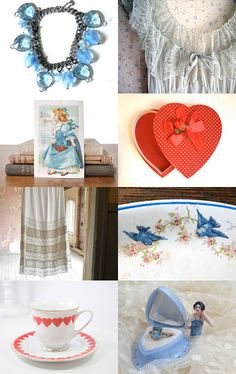 Don't Be Blue , I Love You !!     Epsteam by Susan Norwood on Etsy--Pinned with TreasuryPin.com #epsteam #vmteam